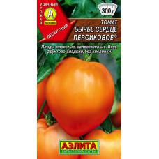 Томат Бычье сердце персиковое --- ® Р   Семена