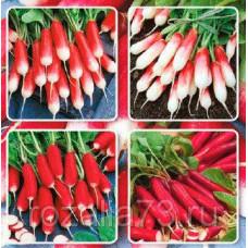 Редис Удлиненный (смесь сортов) Арт. 5297 | Семена