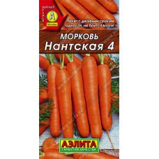 Морковь (лента) Нанская 4    Семена